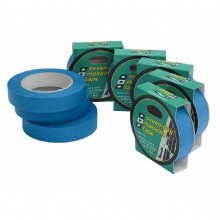 PSP Marine 7 Day Blue Paper Masking Tape 25mm x 25m